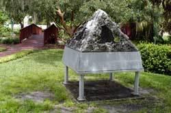 Receptualistic Pyramid by Johann Eyfells