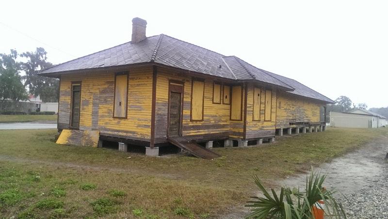 Apopka Seaboard Air Line Railroad Depot