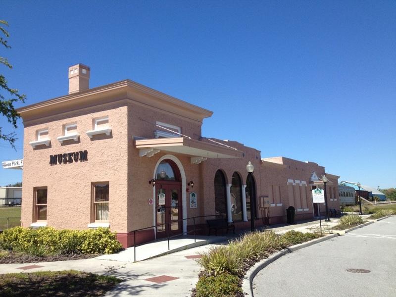 Avon Park Depot Museum