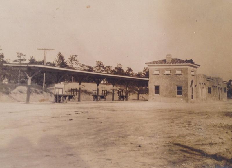 Avon Park Seaboard Air Line Depot