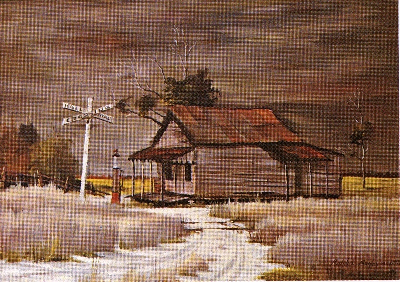 Abandoned by Ralph L. Bagley
