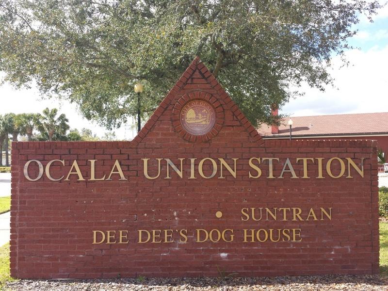 Ocala Union Station, 2014