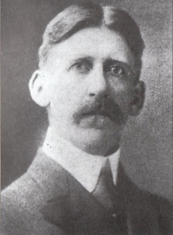 Portrait of Forrest Lake
