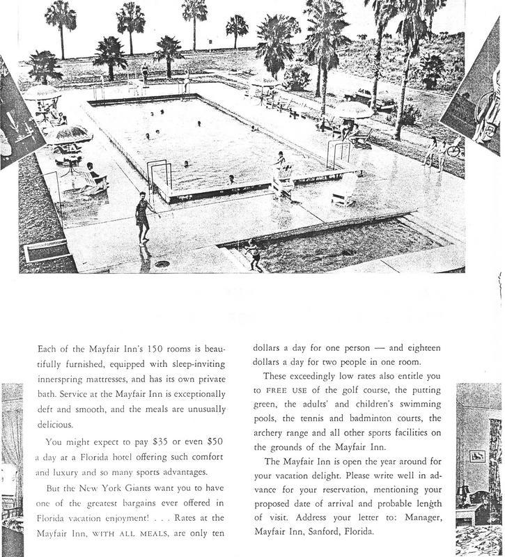 The Mayfair Inn Swimming Pool