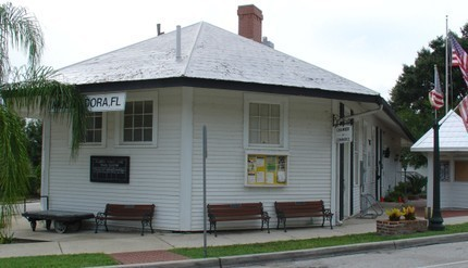 Mount Dora Train Station