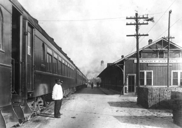 Florida East Coast Railway Fort Pierce Station