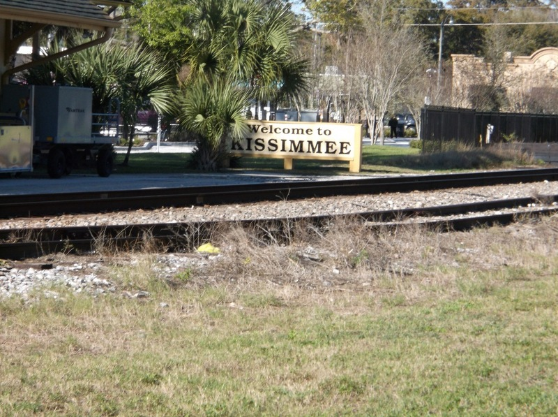 Kissimmee Railroad Station