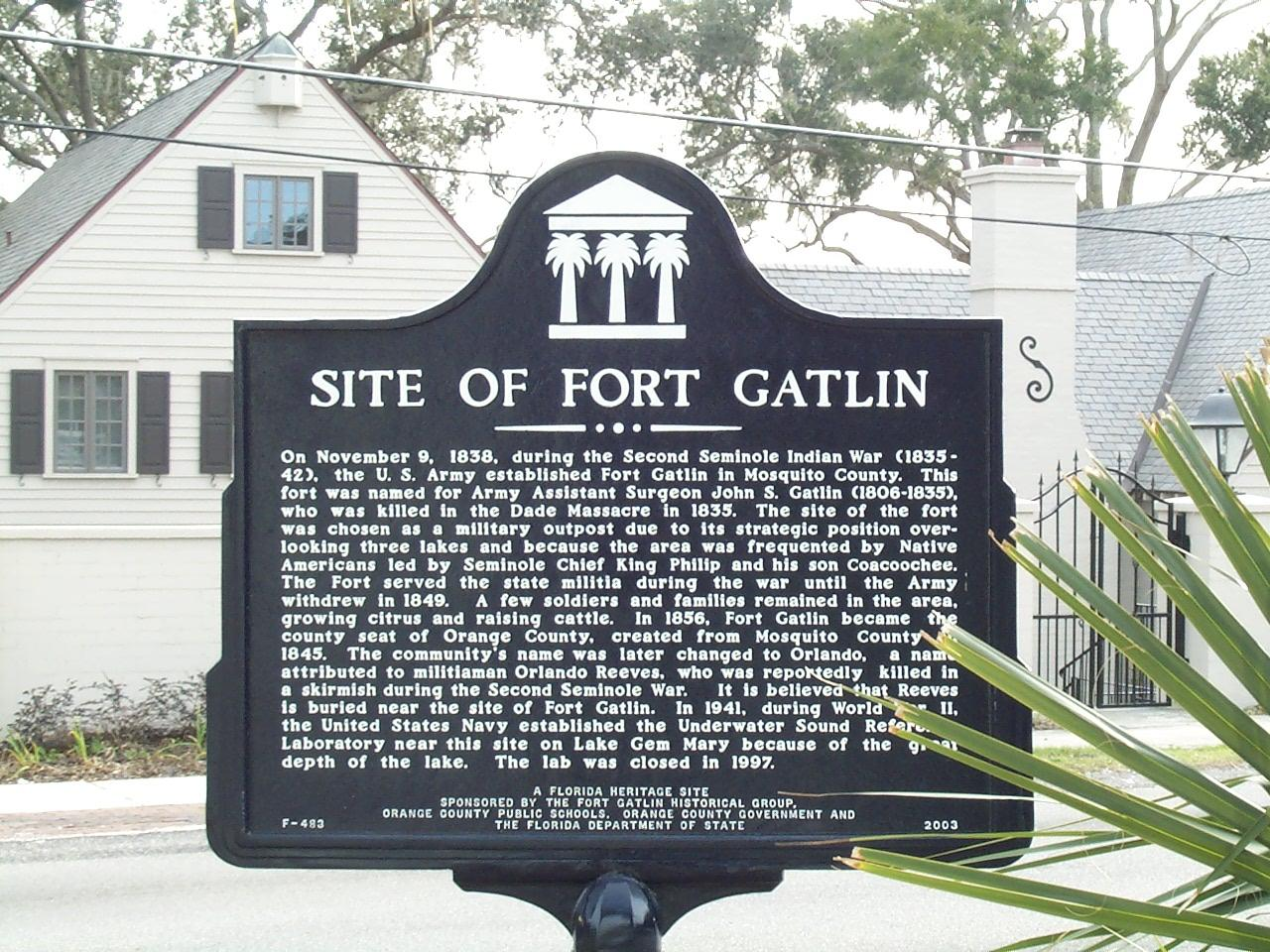 Fort Gatlin