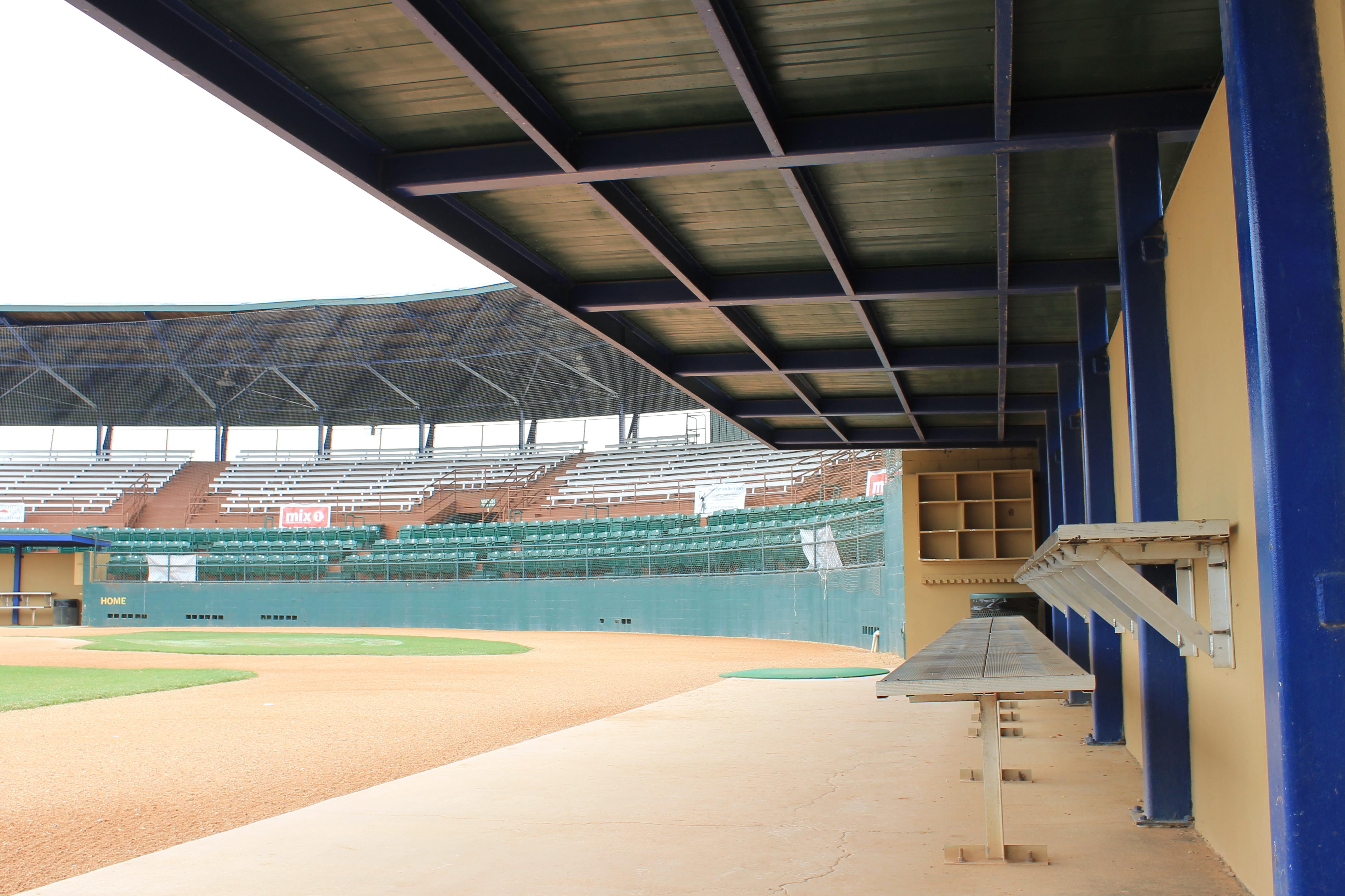 Historic Sanford Memorial Stadium, 2011 · RICHES