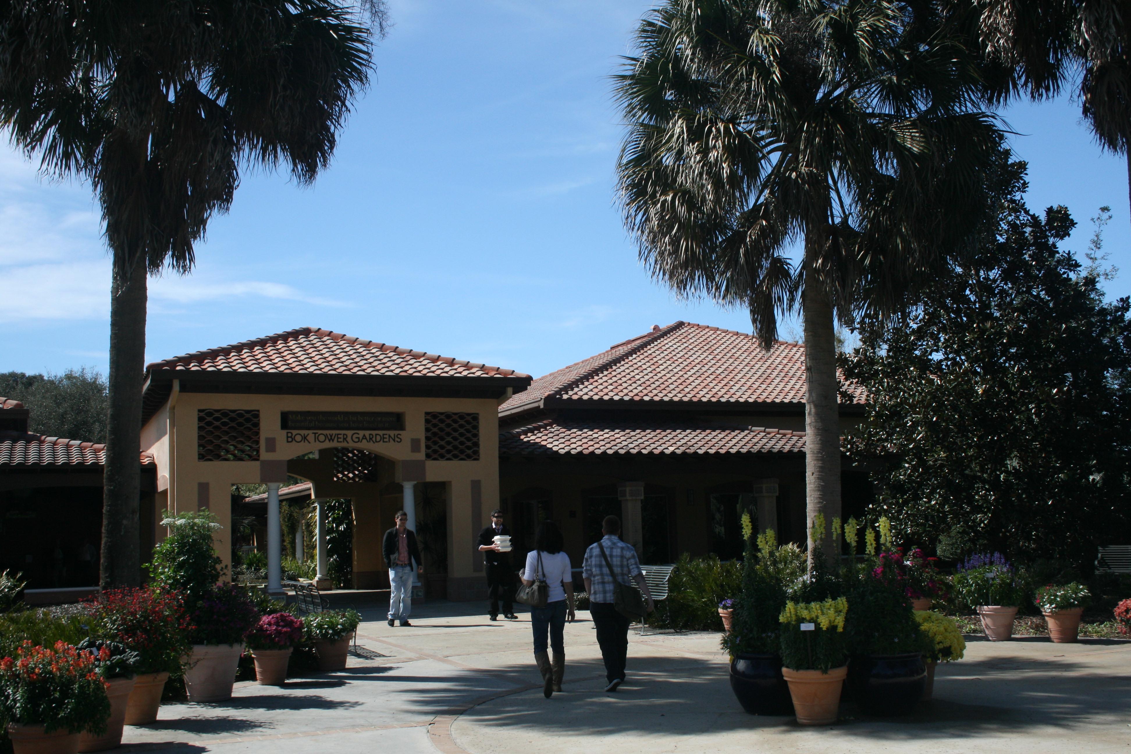 Bok Tower Gardens Visitor Center RICHES of Central Florida
