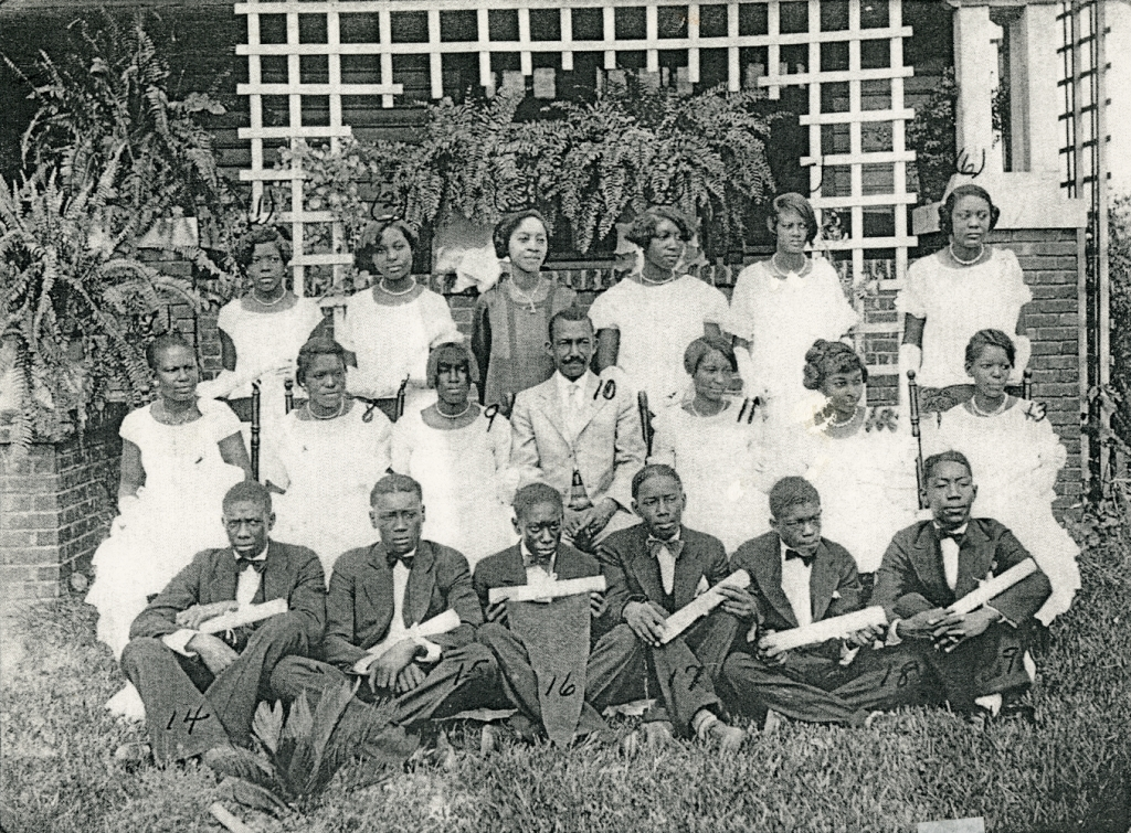 Crooms Academy Graduating Class Of 1927 Riches