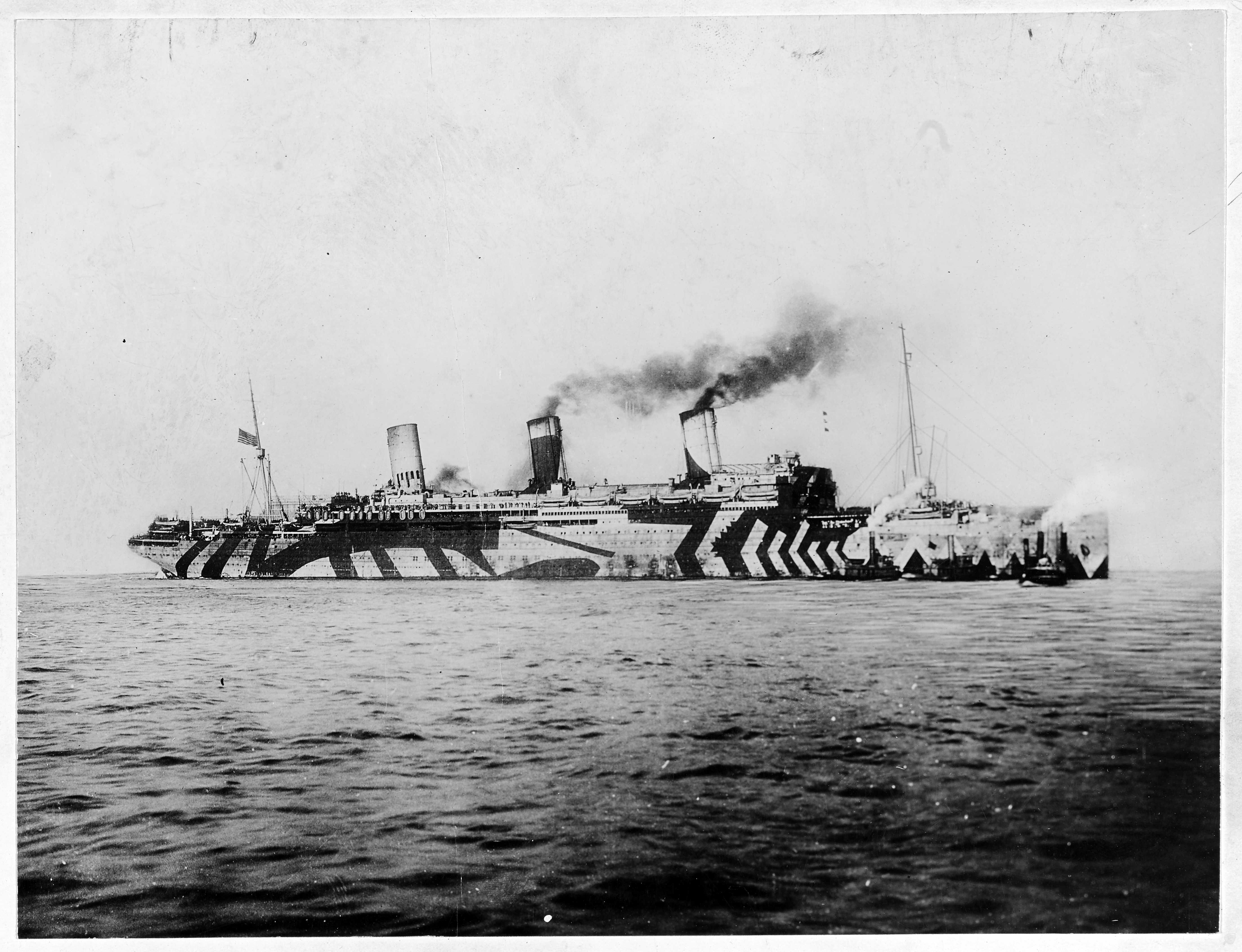The USS Leviathan