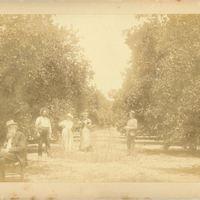 Henry Shelton Sanford and Family at Belair Grove