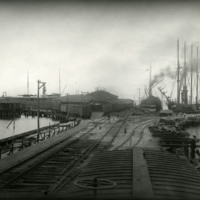 Dock and Freight Depot