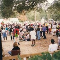 Restore Orlando Christmas Party, 1997