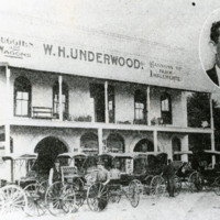 W. H. Underwood Buggies and Wagons: Harness and Farm Implements