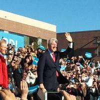Bill Clinton Speaking at the University of Central Florida, 2012