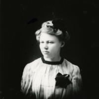 Portrait of Carrie Ensminger