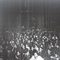 Audience at the Ritz Theater