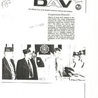 DAV: The Official Voice of the Disabled American Veterans and Auxiliary, October 1974