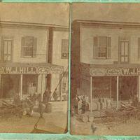 W. J. Hill Store