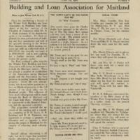 The Maitland News, Vol. 01, No. 06, June 12, 1926