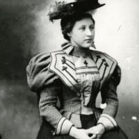 Portrait of Mary Ensminger