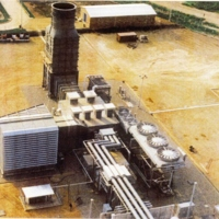 Westinghouse 501F EconoPac Gas Turbine