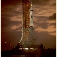 Saturn IB Launch