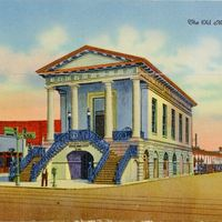 The Old Market Postcard