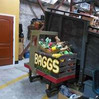 "Baggs' Produce Cart from ""Remade - Not Bought"""