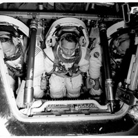 Skylab 3 Crew Training at Lyndon B. Johnson Space Center