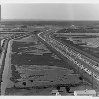 Kennedy Parkway North During the Apollo 15 Launch