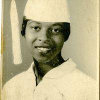 Senior Portrait of Vivian Louise Black