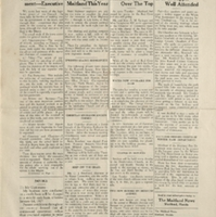 The Maitland News, Vol. 01, No. 31, December 4, 1926