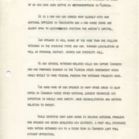 Introduction for Representative Lou Frey, Jr.'s American Legion Speech
