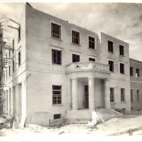 Construction of the Downtown Orlando Post Office, August 31, 1940
