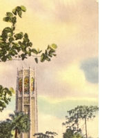 Bok Tower Postcard