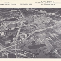 Florida Mall Site Plan Aerial