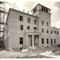 Construction of the Downtown Orlando Post Office, November 1940