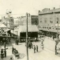 First Street Fair in Sanford