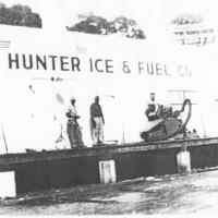 Laborers at Hunter Ice & Fuel Company