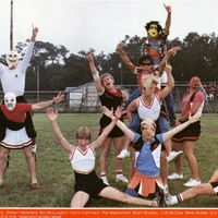 Oviedo High School Powderpuff Cheerleaders