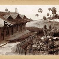 Plant Railroad Station