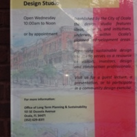 Community Redevelopment Area Design Studio