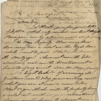 Letter from Jacobson to Isaac Vanderpool (September 16, 1894)