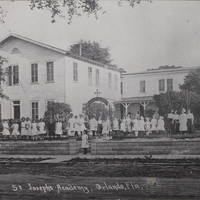 Students at St. Joseph's Academy