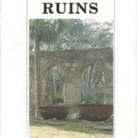 Sugar Mill Ruins Brochure