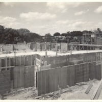 Construction of the Downtown Orlando Post Office, May 1, 1940