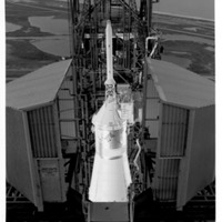 Apollo 13 at Launch Complex 39A